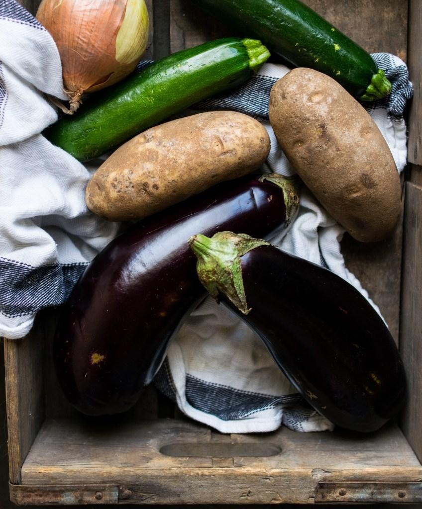 eggplant moussaka