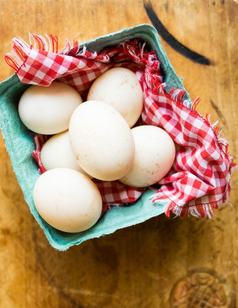 duck egg bibimbap
