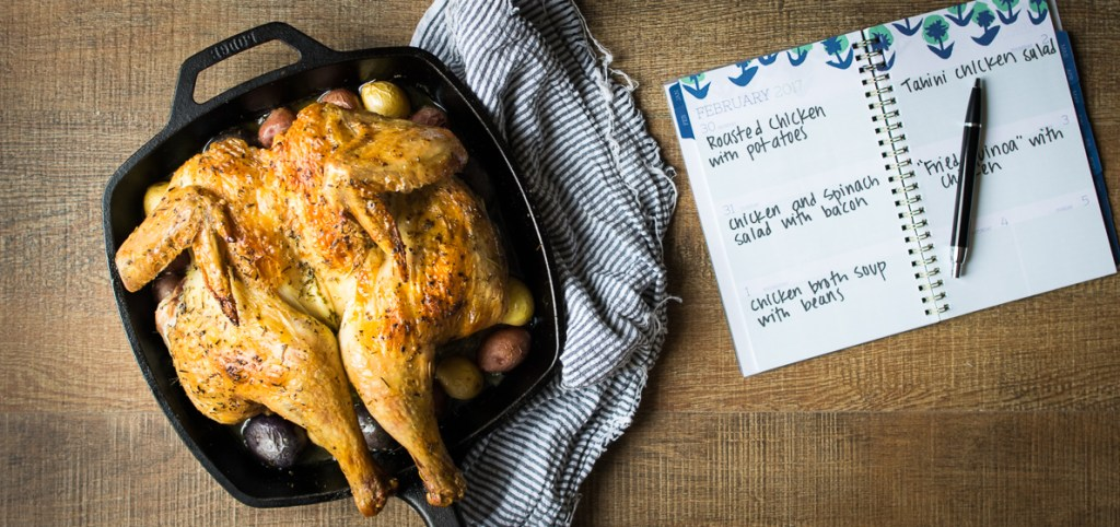 How to Turn 1 Organic Chicken Into 5 Meals | Reclaiming Yesterday