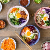 A Bibimbap Bowl Party