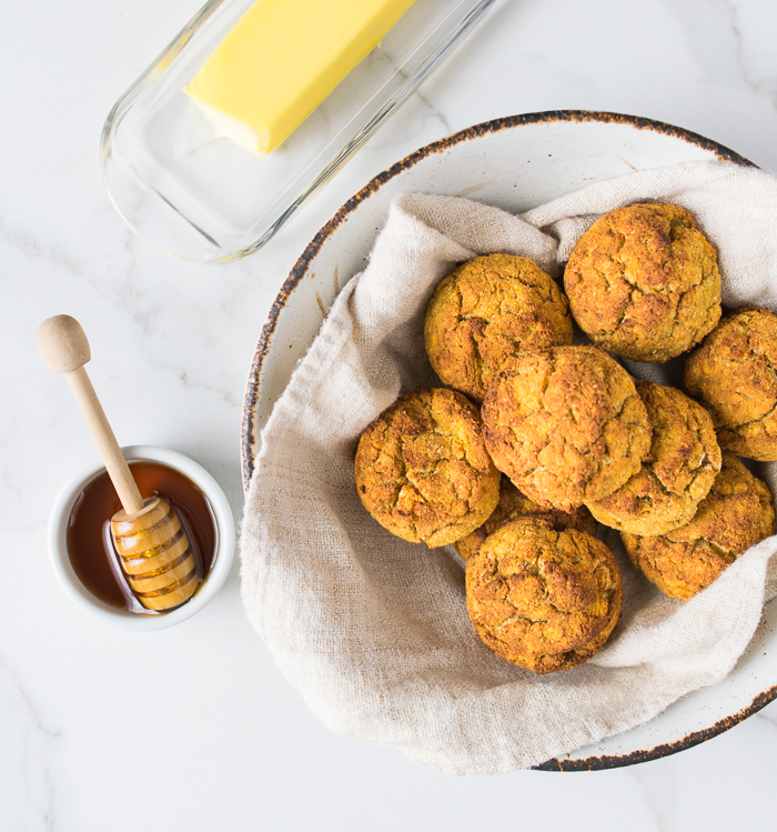 Paleo Sweet Potato Biscuits