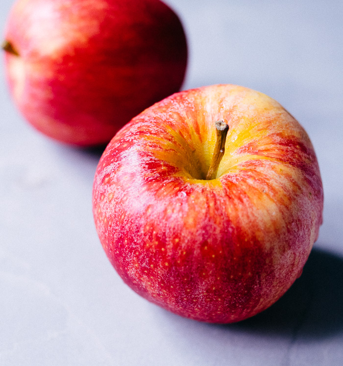 image of apples which are an ingredient of paleo porridge