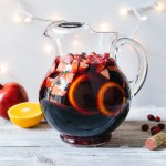 Simple Kombucha Sangria | Reclaiming Yesterday