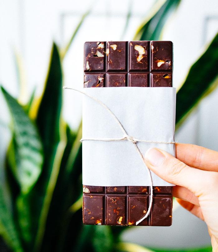 Paleo Homemade Chocolate (Refined Sugar Free)