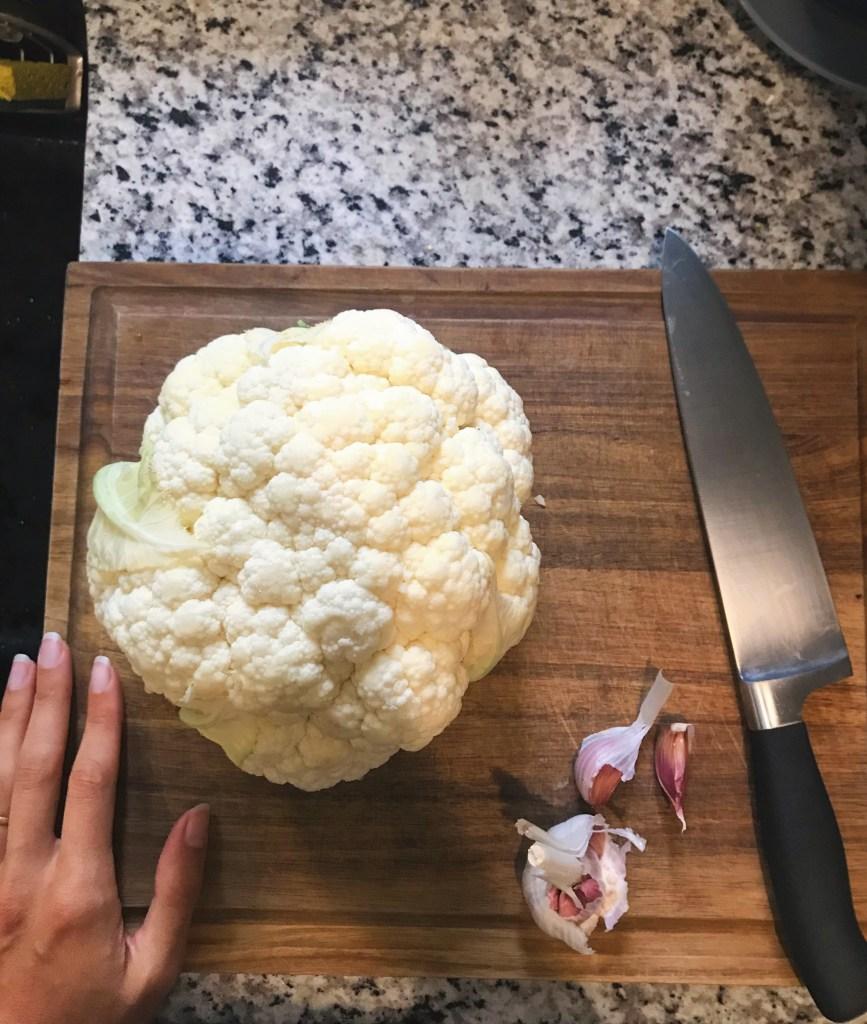 Everyday Cauliflower Puree | Reclaiming Yesterday
