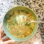 Easy Immune-Boosting Zoodle Soup [video] | Reclaiming Yesterday