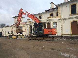 skilled demolition services uk ireland