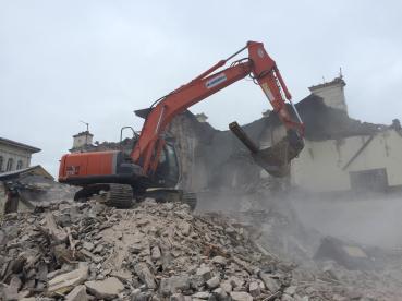 demolition service uk ireland