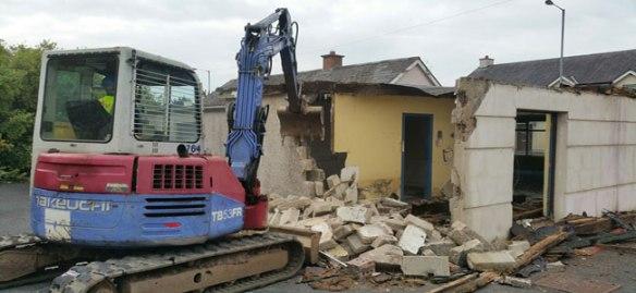 demolition services uk ireland