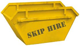 skip hire uk ireland