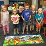 Young Teacher Accepts Call to Serve in Africa