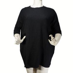 Vestido largo de meia manga - reCloset roupa em segunda mão