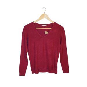 Camisola rosa escuro   reCloset roupa em segunda mão