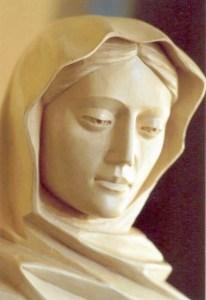 sculpture Jeanne Le Ber