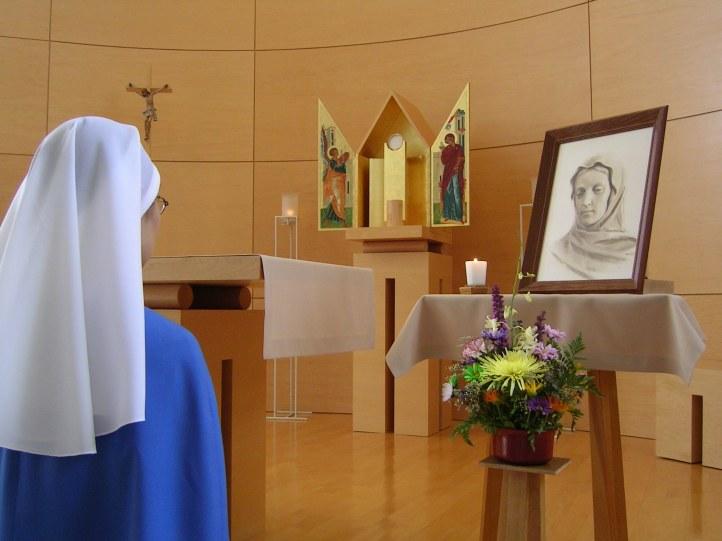 Journée Jeanne Le Ber, le 3 octobre