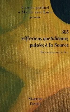 365 Réflexions quotidiennes puisées à la Source