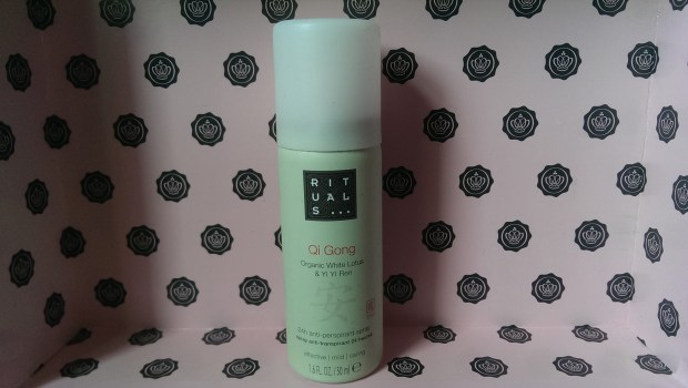 June Glossybox Rituals Spray