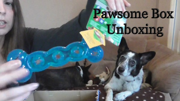 Pawsome Box Review August 2014