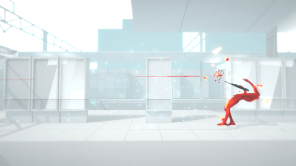 superhot review and gameplay