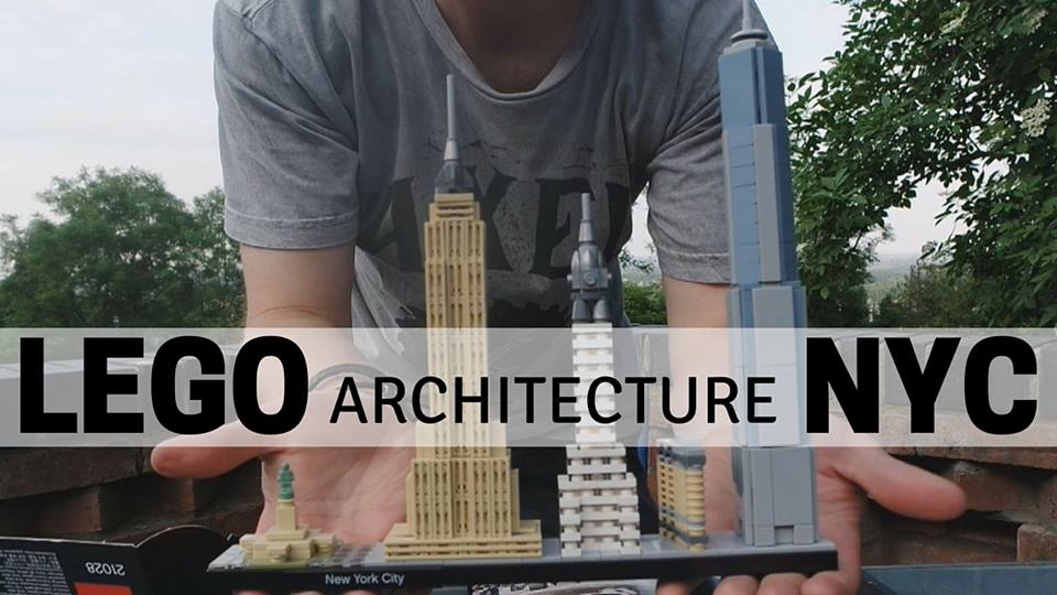Lego Architecture New York City Unboxing Video