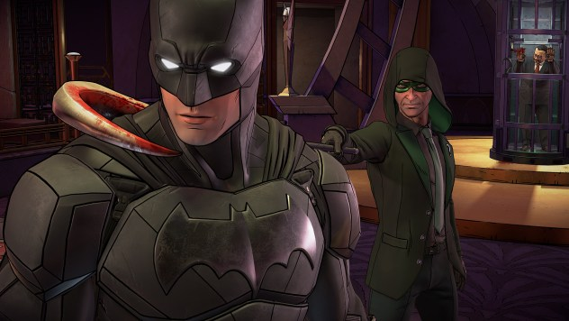 Telltales Batman the enemy within