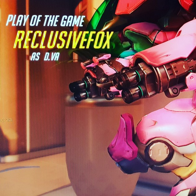 Overwatch Play of the Game
