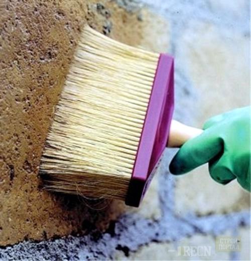валик для цементного раствора
