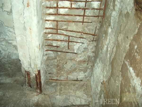 корозія бетону