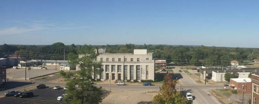 View from our Okmulgee office