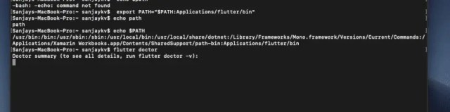 How to Install Flutter in Mac OS - Recode Hive