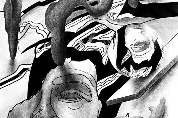 ilustración para Artesanías poema de Paola Proaño