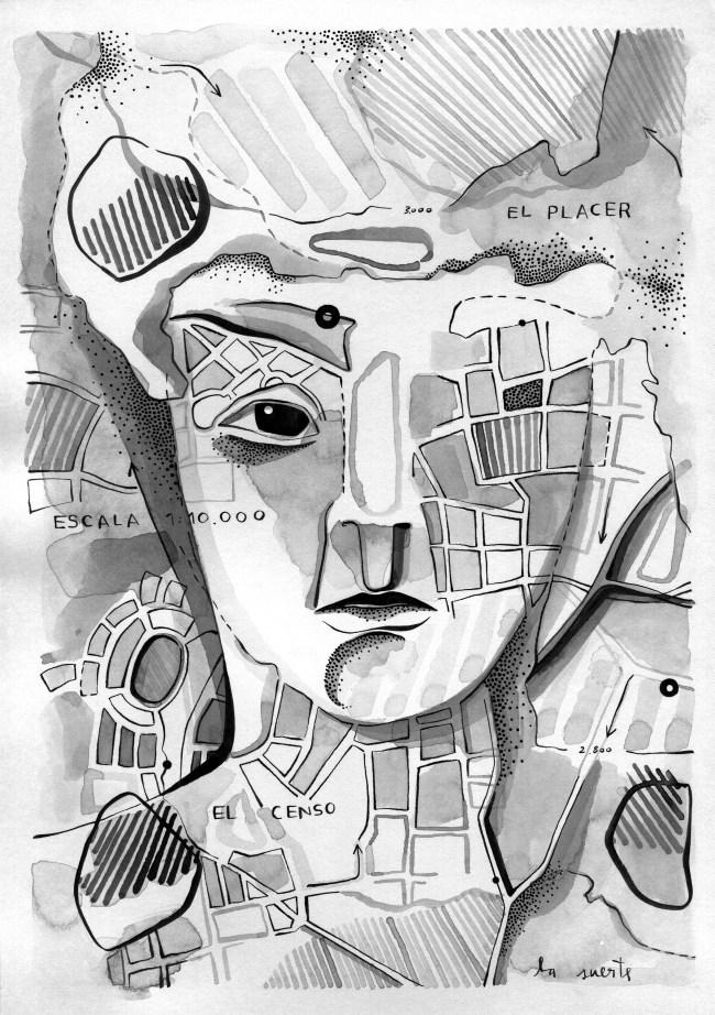 A la quito ilustrado por La Suerte