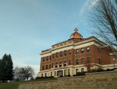 Taylor County Courthouse in Medford, WI