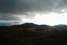 Trotz tristen Wetter leuchten die Farben irgendwie.