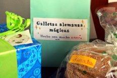 Magische deutsche Kekse - Mit viel Liebe gemacht