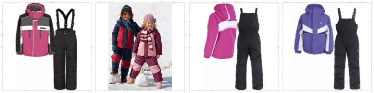 Costume ski copii