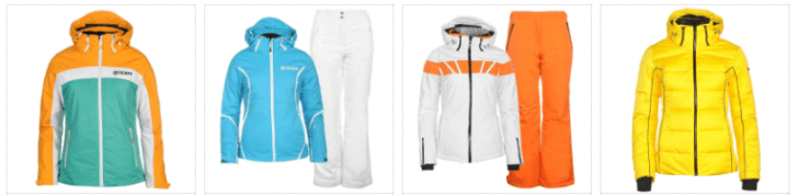 Costume ski dama ieftine
