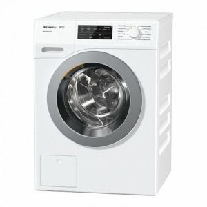 Masina de spalat rufe Miele WCE 330 LW, 8 kg, 1400 rpm, Clasa A+++, 64 cm, Alb reducere Emag