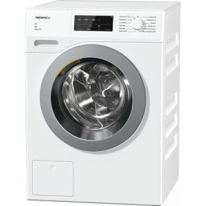 Masina de spalat rufe Miele Serie 120 WCG 135 WCS, 9 kg, 1400 RPM, CapDosing, DirectSensor, Clasa A+++, Alb reducere Emag