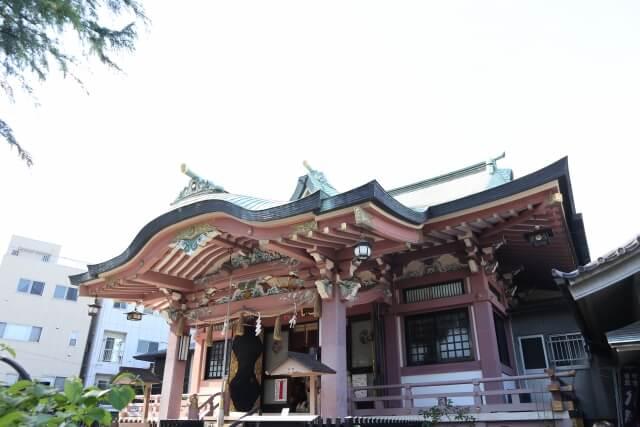 2021年今戸神社初詣の混雑時間や夜の人数は?駐車場や屋台・ご利益・アクセス方法!