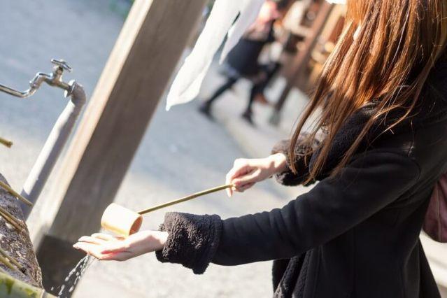 2021年三宮神社初詣の混雑時間・人数や駐車場は?屋台やアクセス方法・ご利益も
