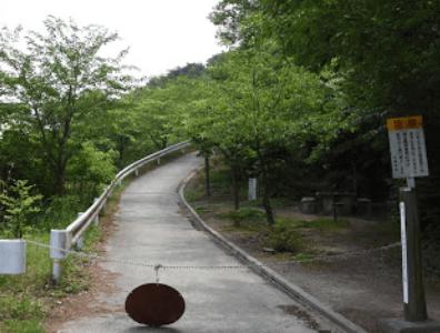 高屋神社参道
