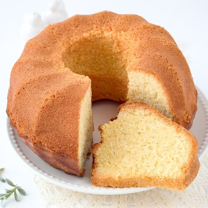 Keto Kentucky Butter Cake