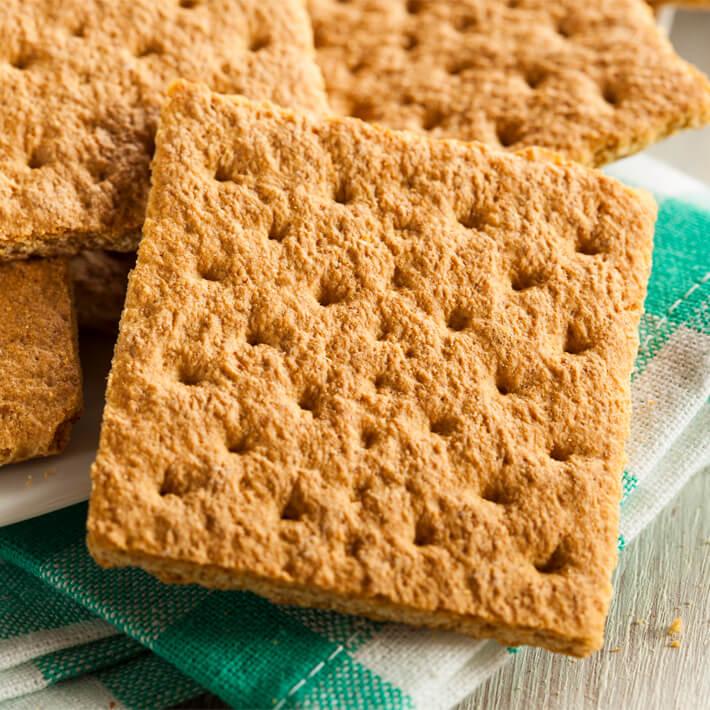 Low Carb Graham Crackers 1