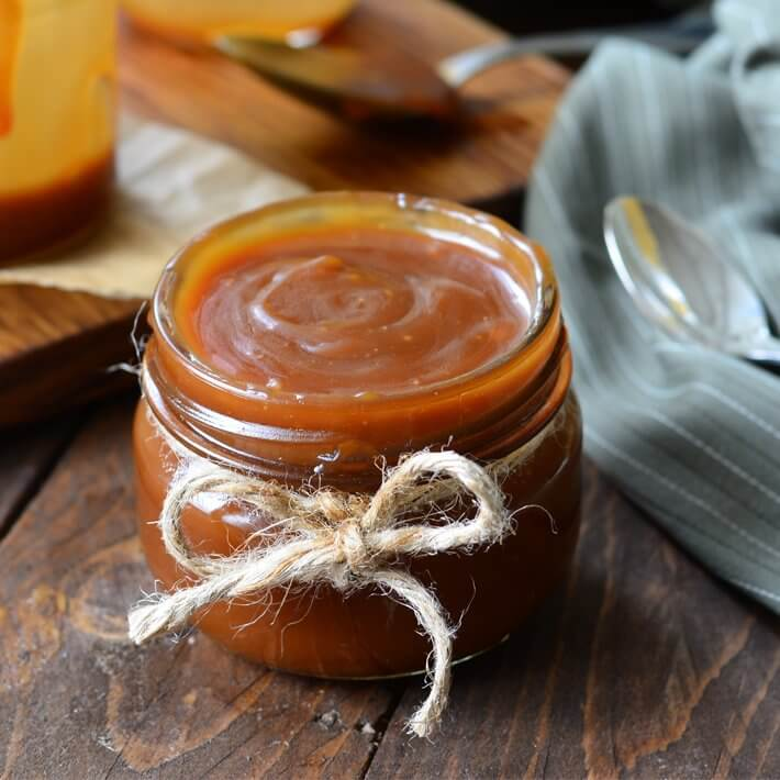 Low Carb Caramel Sauce