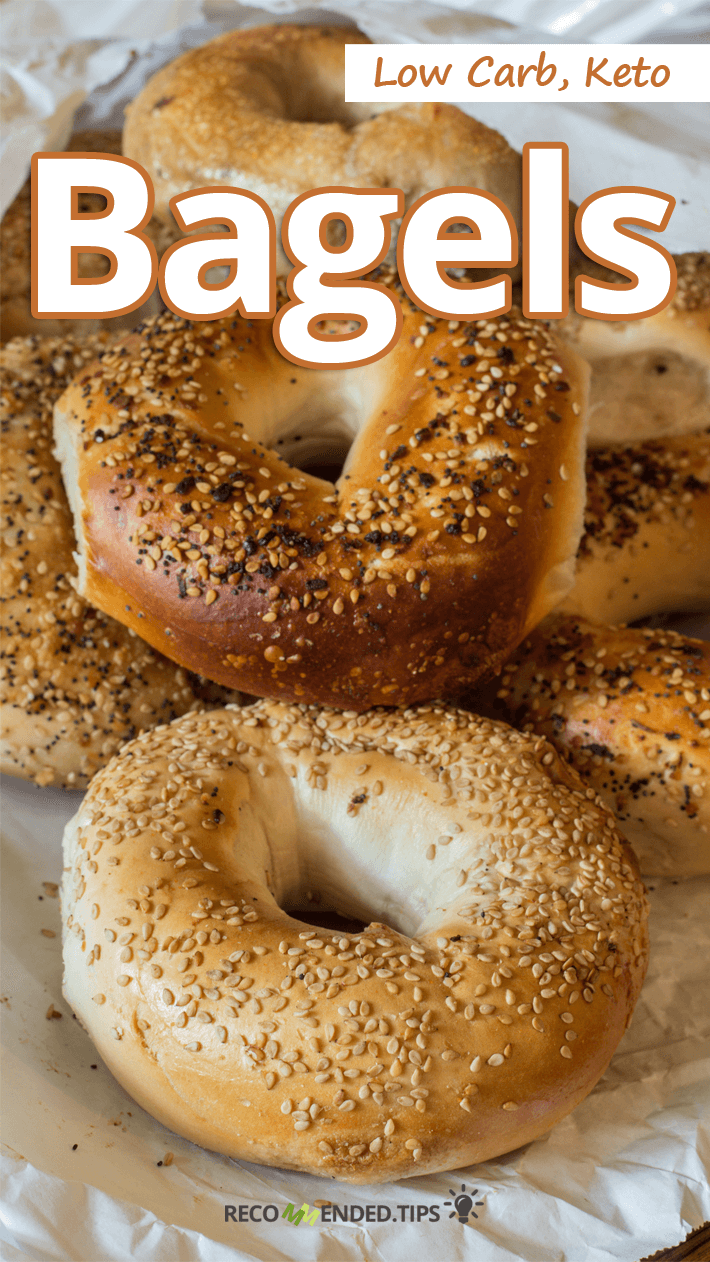 Low Carb Keto Bagels featured image