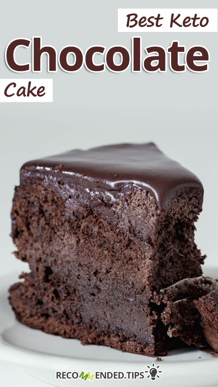 Best Keto Chocolate Cake Featured Image