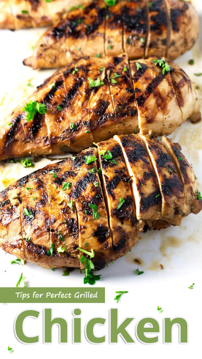 Tips for Perfect Grilled Chicken