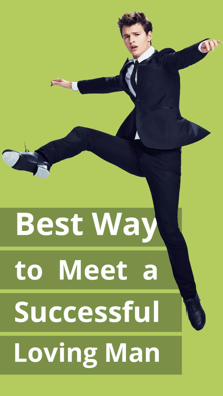 The best way to meet a man