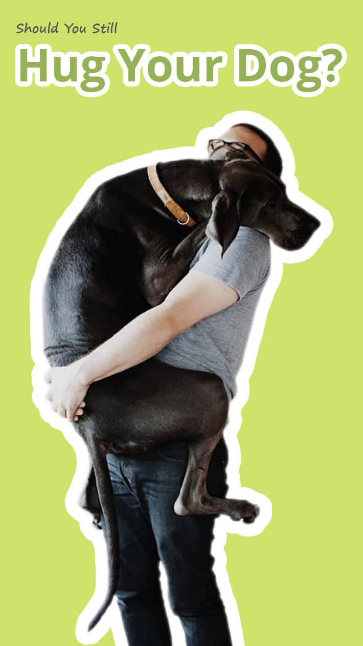 Should You Still Hug Your Dog?